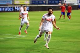 basem morsi - zamalek - egyptain cup 8-8-2016
