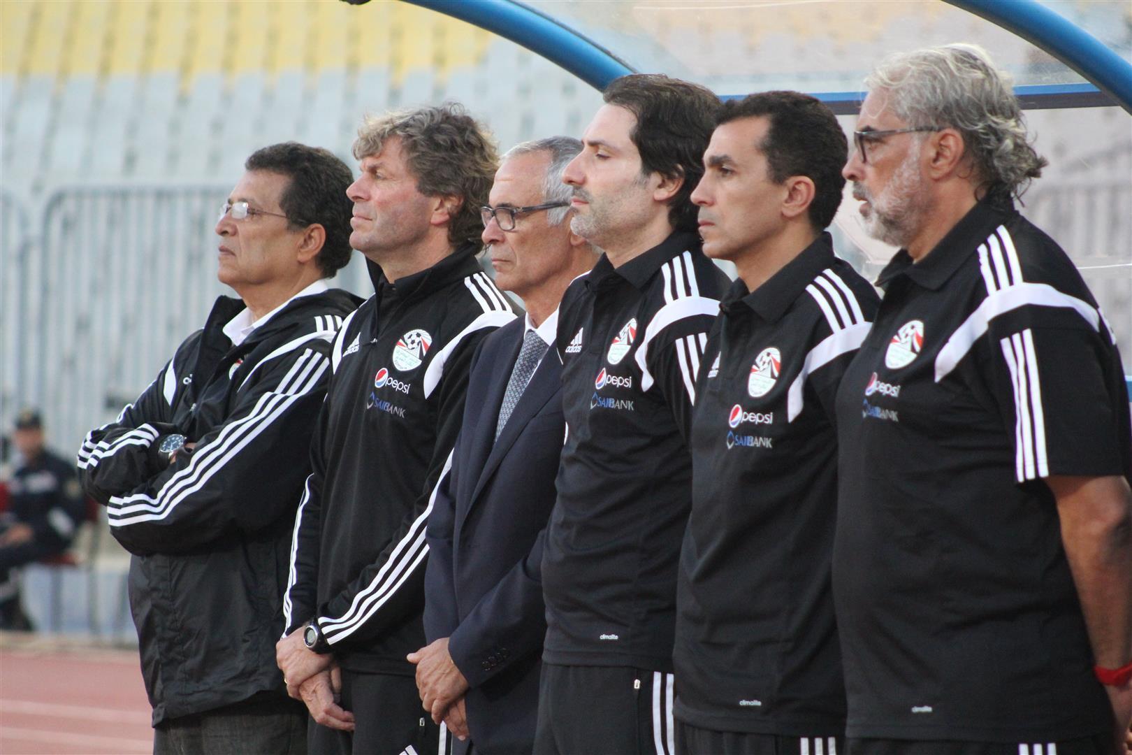 Hector Cuper - Osama Nabih - Egypt