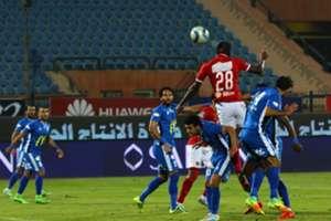 Junior Ajayi - Al Ahly - Smouha