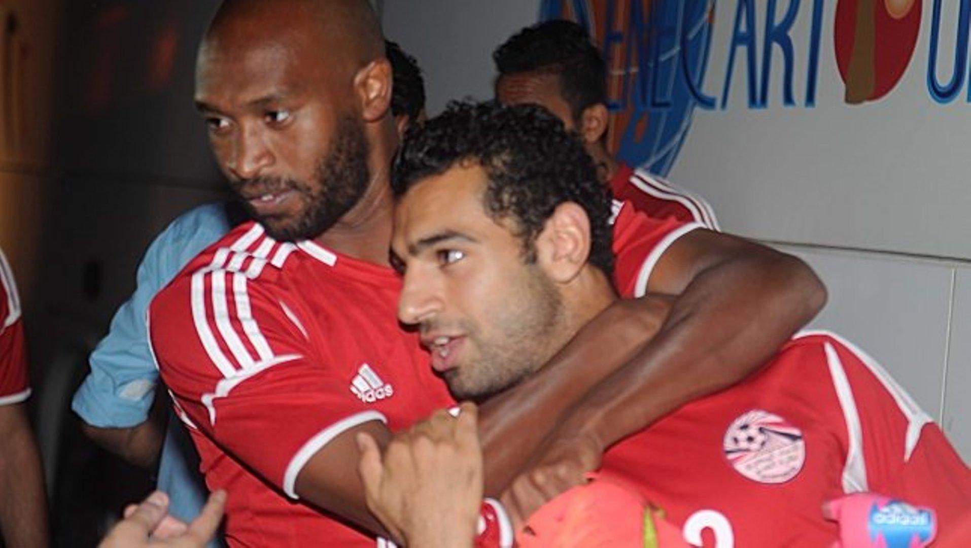 Mohamed Salah - Shikabala - Egypt