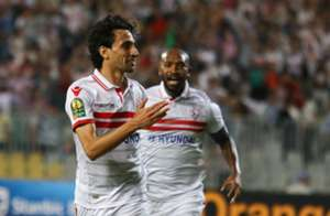 Ayman Hefni - Shikabala - Zamalek - Wydad
