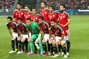 Egyptian national team - 13-11-2016