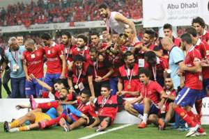 Al Ahly Egyptian Super Cup 15-10-2015