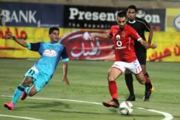 amr elsolia - Petrojet vs Al Ahly - 25-10-2016