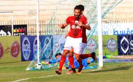 Tanta v Al Ahly - Ali Maaloul - 4-11-2016