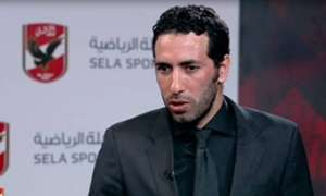 Mohamed Abou Trika - Al Ahly
