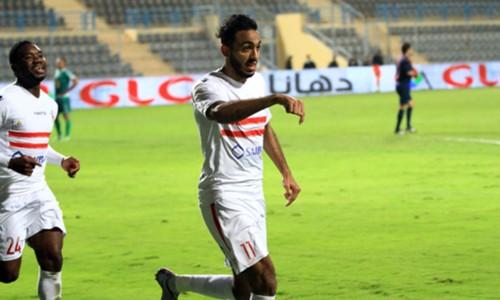 Mahmoud Kahraba - Zamalek