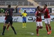 Waleed Soliman - Momen Zakaria - Al Ahly - Alasyoty Sports