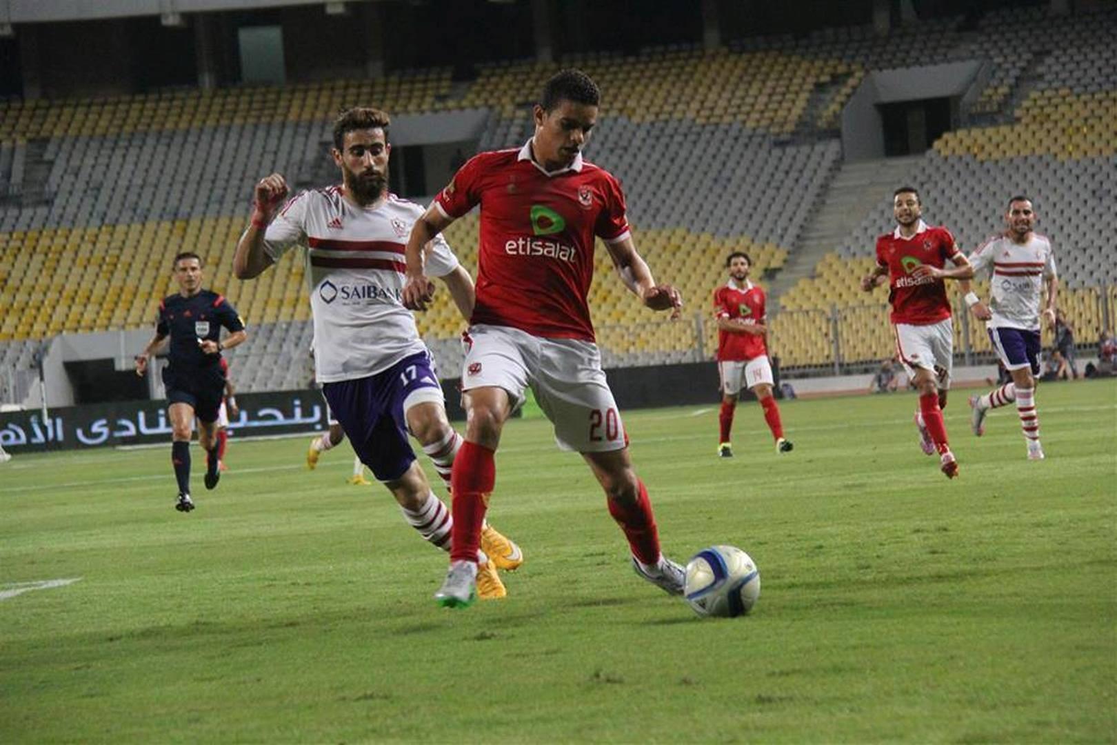 Basem Morsi - Saad Samir - Al Ahly - Zamalek