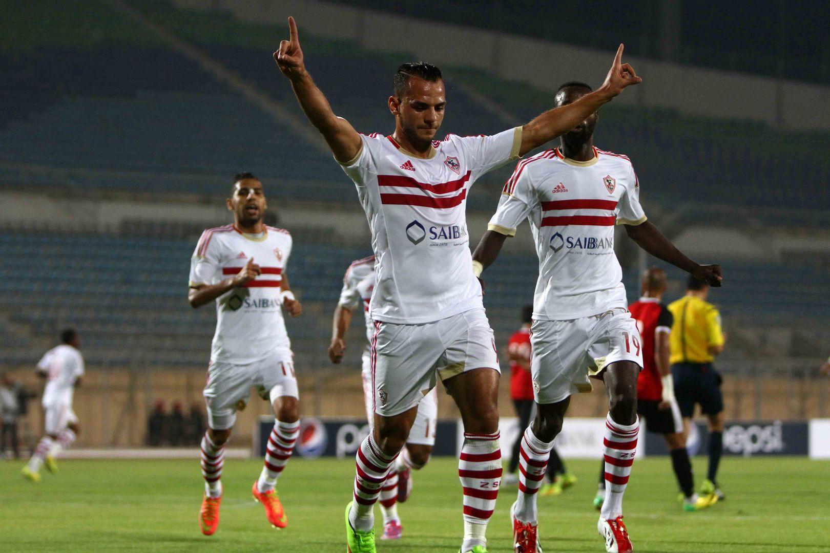 Khaled Qamar - Zamalek - Tala'ea El Gaish