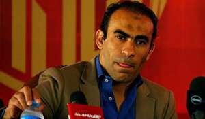 Sayed Abdel Hafeez - Conference to provide new Ahly shirt for the season 2016-2017