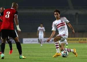 Ayman Hefny - Zamalek - Tala'ea El Gaish