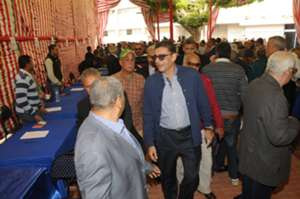 Mahmoud Taher al ahly President