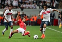 Ahly-Zamalek Super cup 10-2-2017