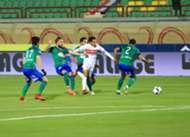 Zamalek-Misr Mekassa Egyptian league 3-3-2017