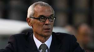 Argentine coach Hector Cuper Egyptian team