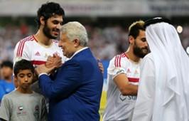 Ali - Gabr - Murtada Mansour - Zamalek