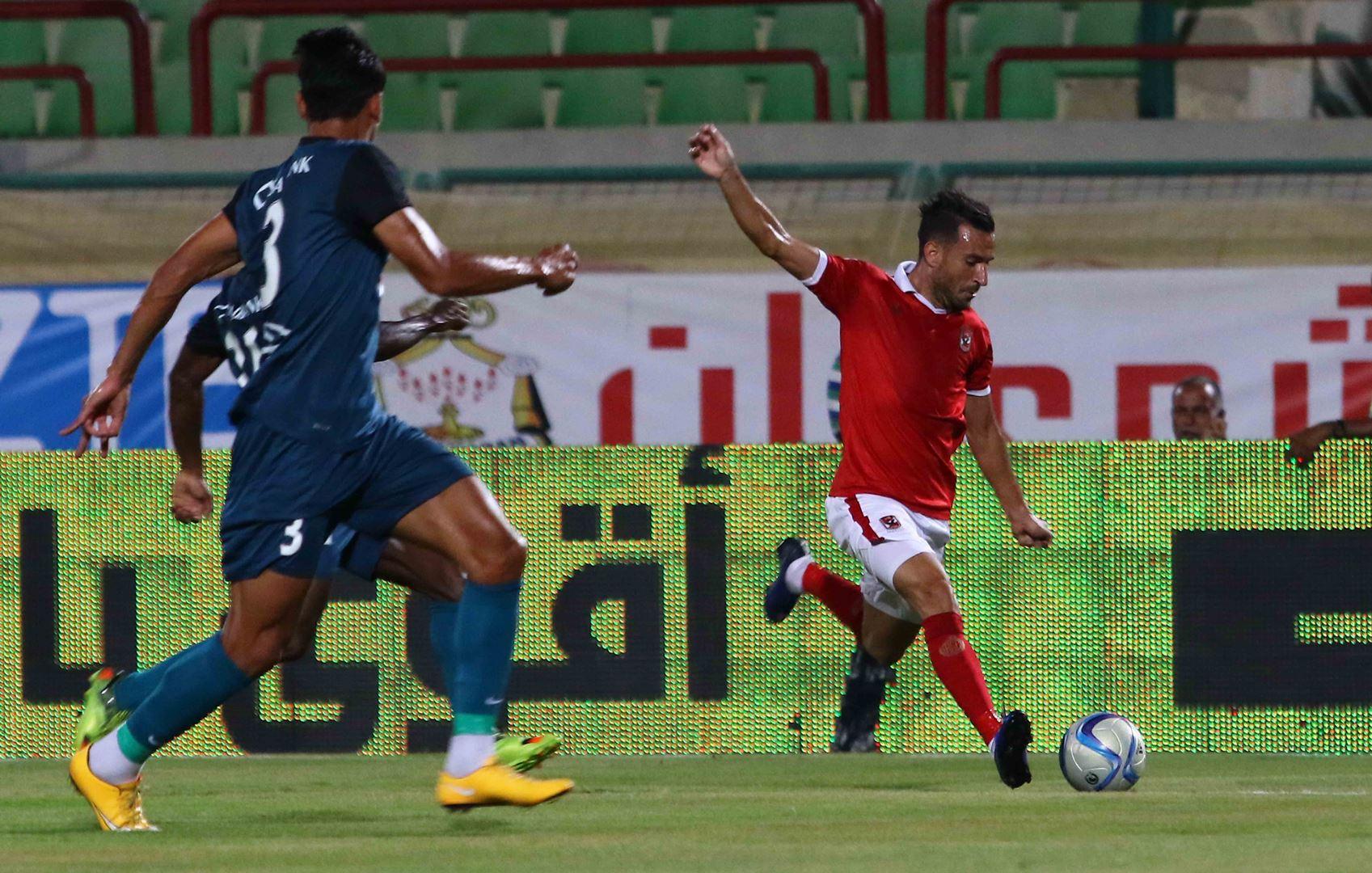 Ali Maaloul - Al Ahly - Enppi