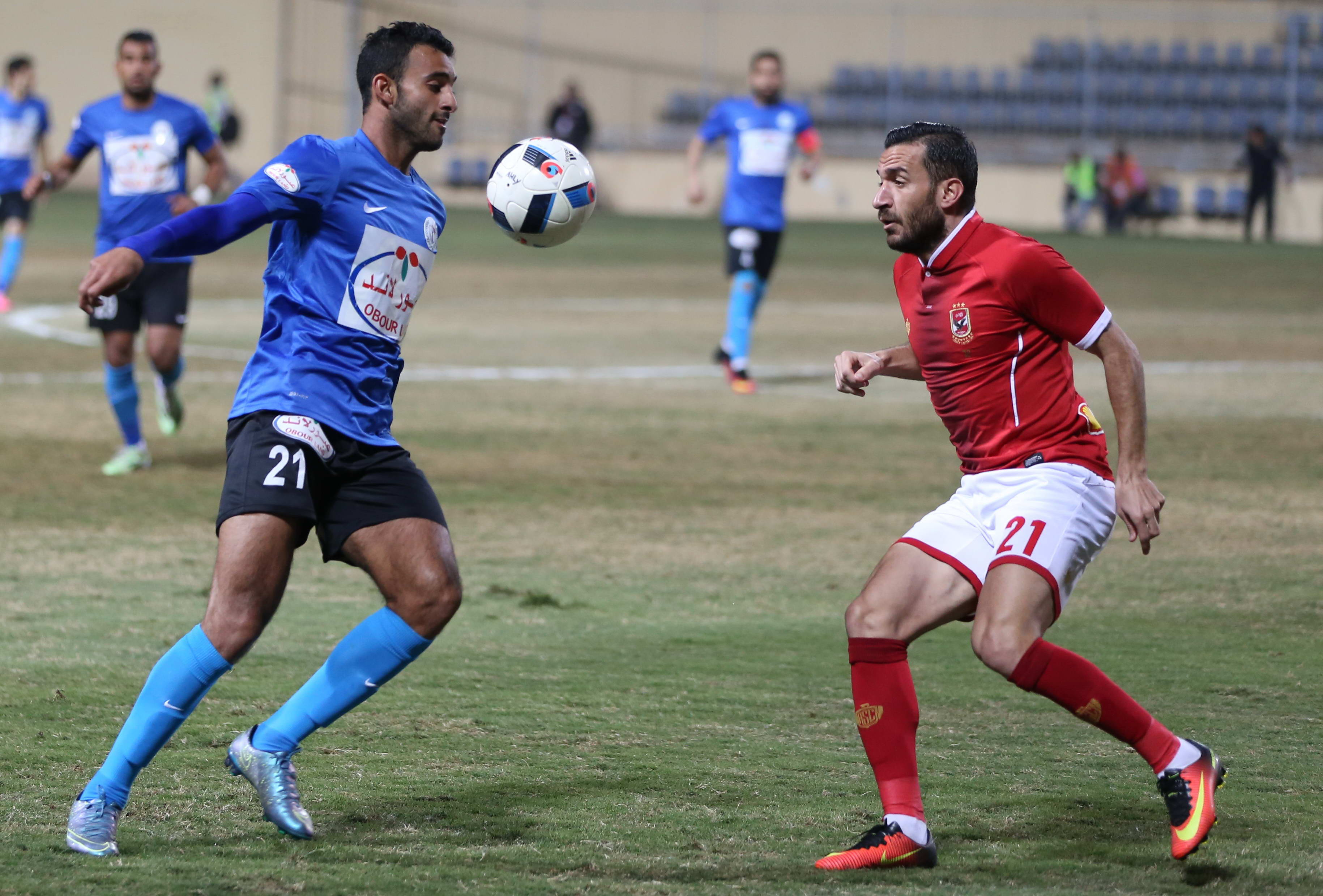 Al Ahly v El Daklyeh -1-3-2017