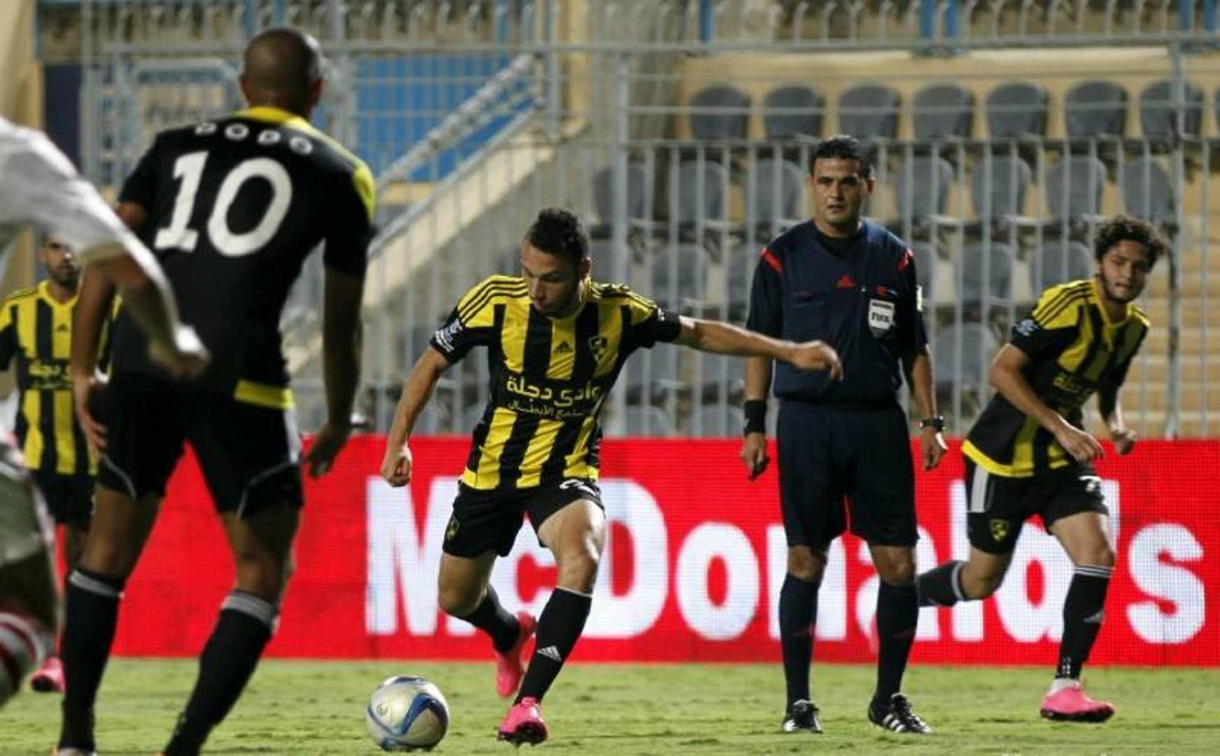Mohamed Farouk - Zamalek - Wadi Degla