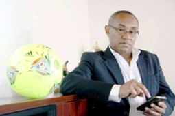 Ahmed Ahmed - CAF President