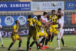 Zamalek v Al Mokawloon - 26-11-2016