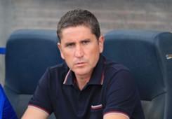 Juan Carlos Garrido, team coach Ahly