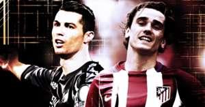 Griezmann Ronaldo