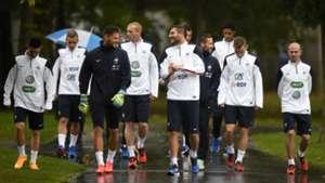 France national team training