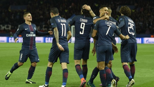 PSG Basel Champions League 19102016