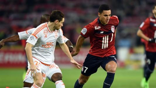 Anwar El Ghazi Lille Lorient