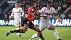 Jeremy Toulalan Gelson Fernandes Rennes Monaco Ligue 1 26042016