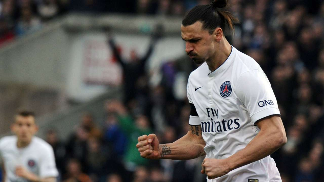 Zlatan Ibrahimovic Bordeaux Paris SG Ligue 1 15032015