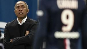 Antoine Kombouare Paris SG RC Lens Ligue 1 07032015