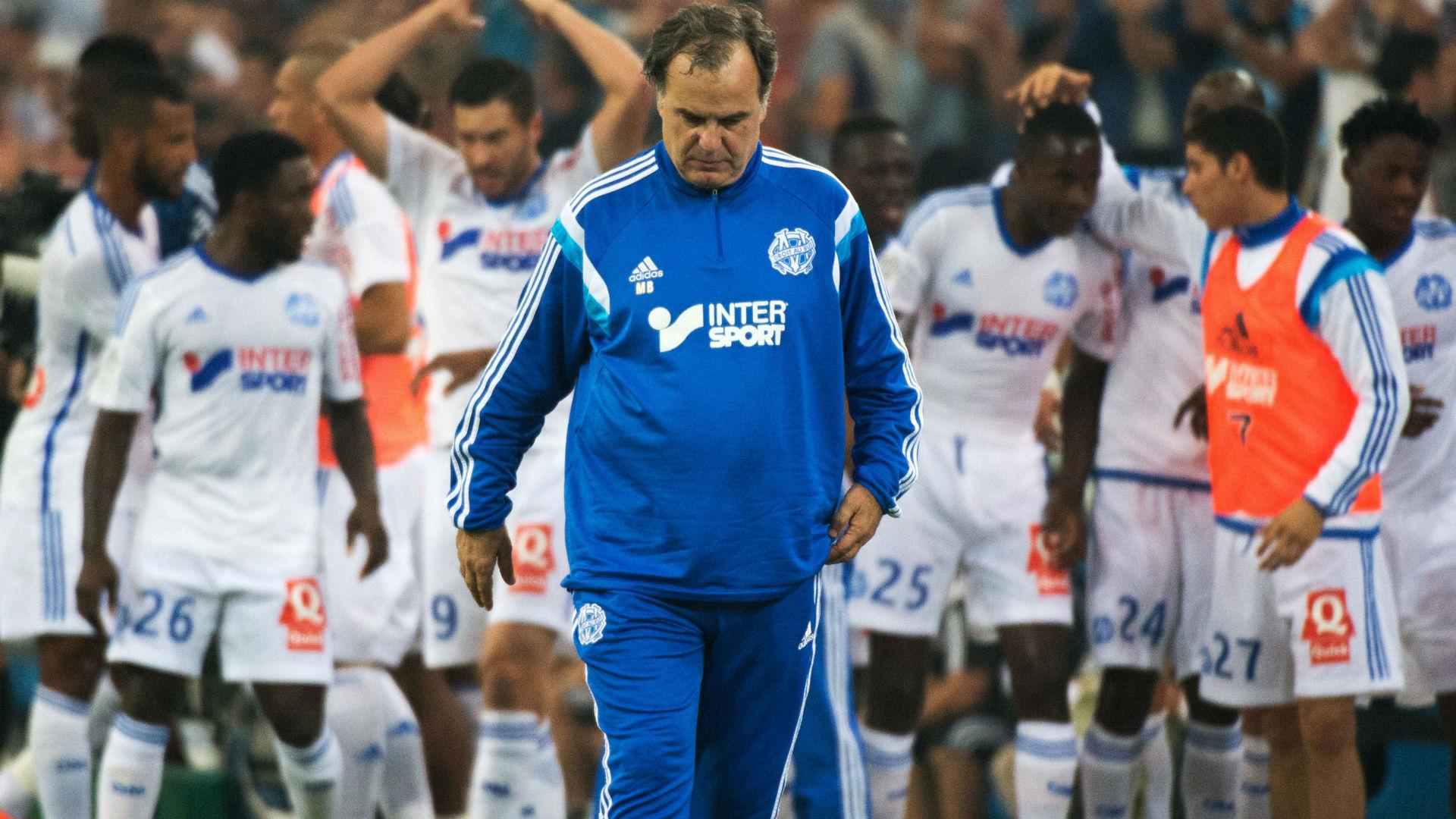Marcelo Bielsa Marseille Saint-Etienne Ligue 1 28092014