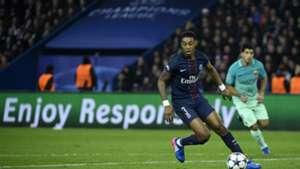 Presnel Kimpembe PSG Barcelona Champions League 14022017