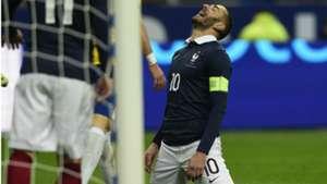 Karim Benzema France Brazil Friendly 26032015