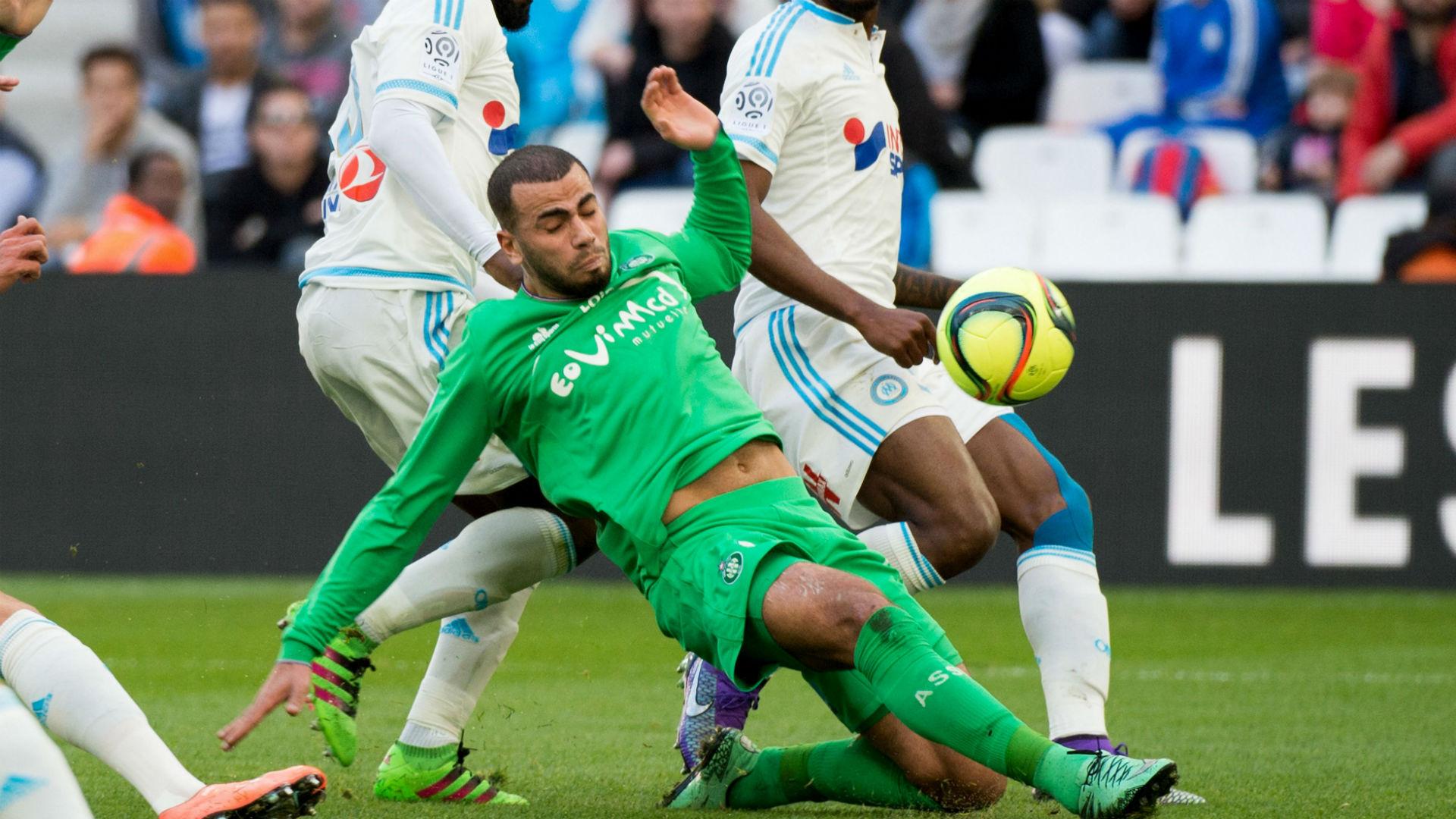 Oussama Tannane Marseille ASSE Ligue 1 21022016