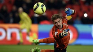 Benjamin Lecomte PSG Lorient Ligue 1 03022016