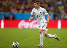 Lucas Digne Ecuador France World Cup 2014 06252014