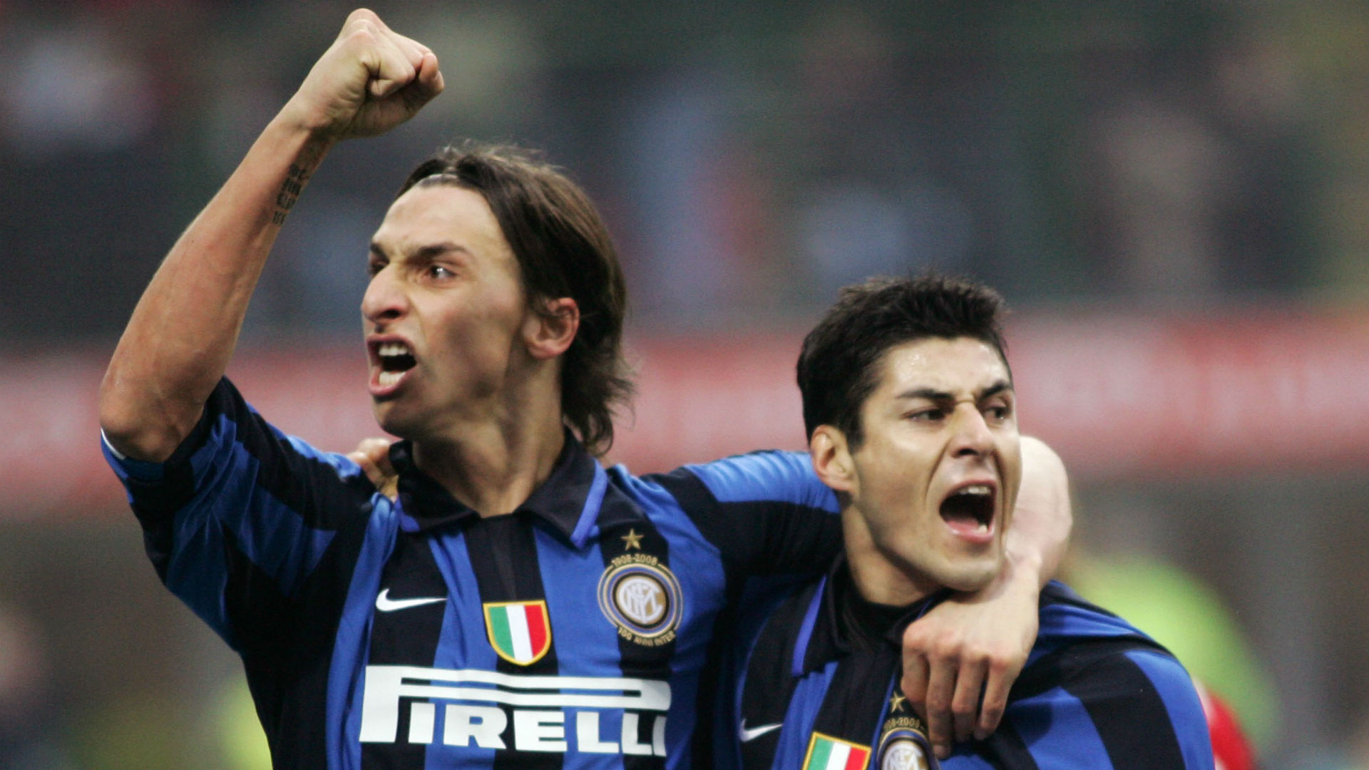 Ibrahimovic Cruz Inter 2007