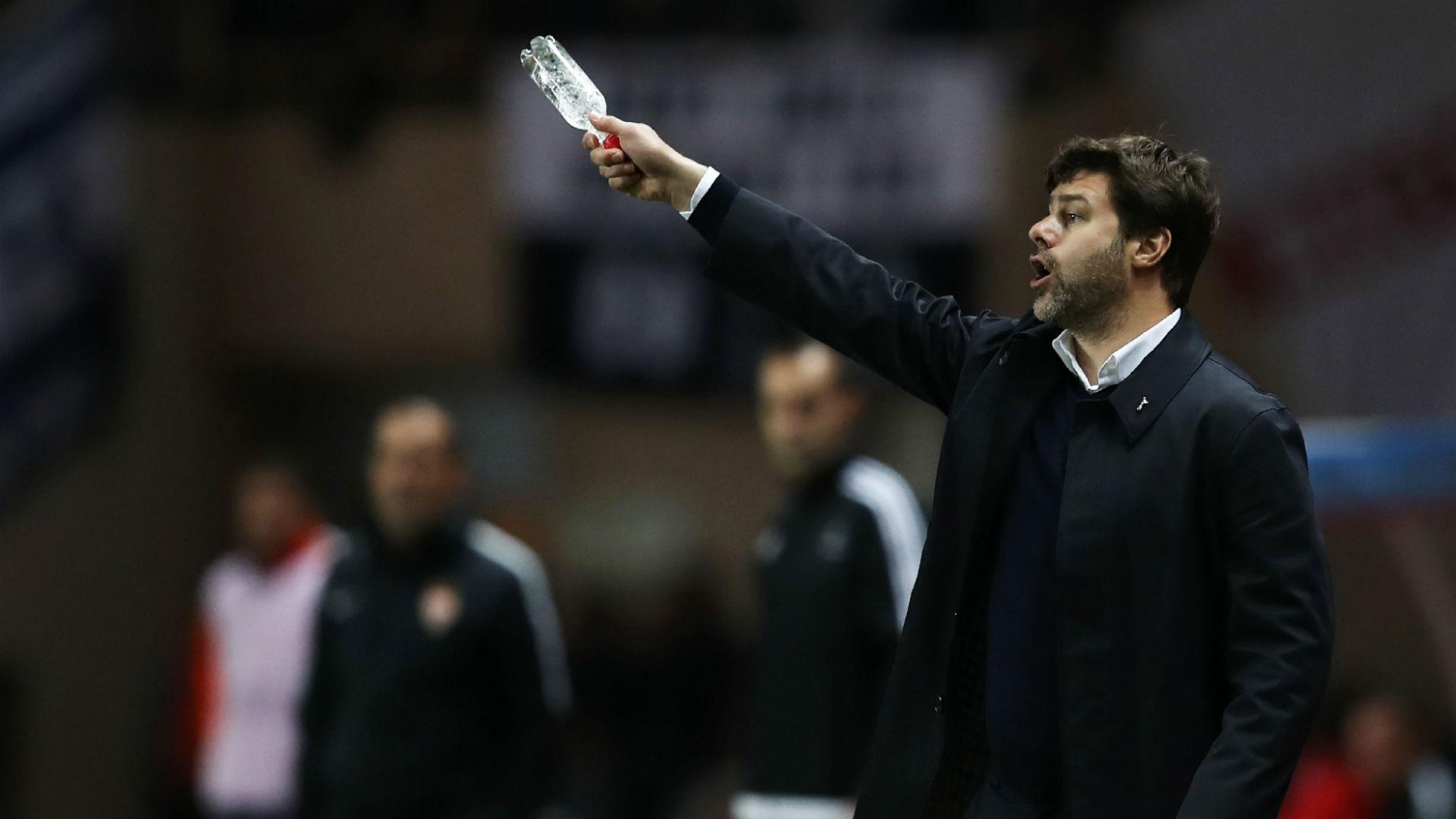 Mauricio Pochettino Monaco Tottenham Cahmpions League 2211206