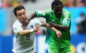 Mathieu Valbuena Juwon Oshaniwa France Nigeria World Cup 06302014