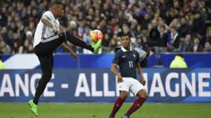 Boateng Martial France Germany Friendly 13/11/2015