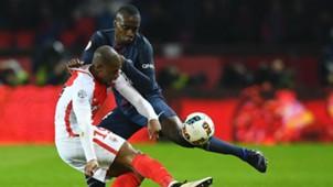 Sidibe Matuidi PSG Monaco Ligue 1