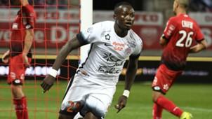 Casmir Ninga Dijon Montpellier Ligue 1 01102016