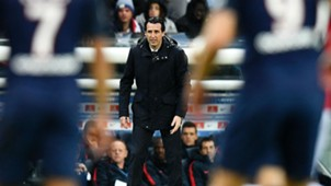 Unai Emery PSG Nancy