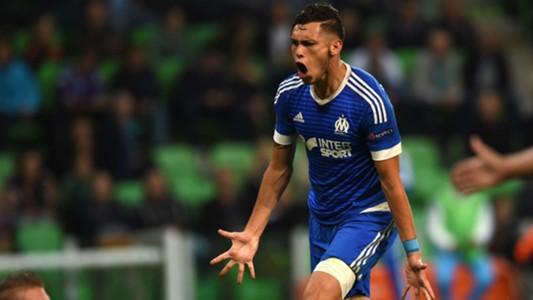 Lucas Ocampos Groningen Marseille UEFA Europa League 17092015