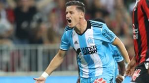 Florian Thauvin Nice Marseille Ligue 1 11092016