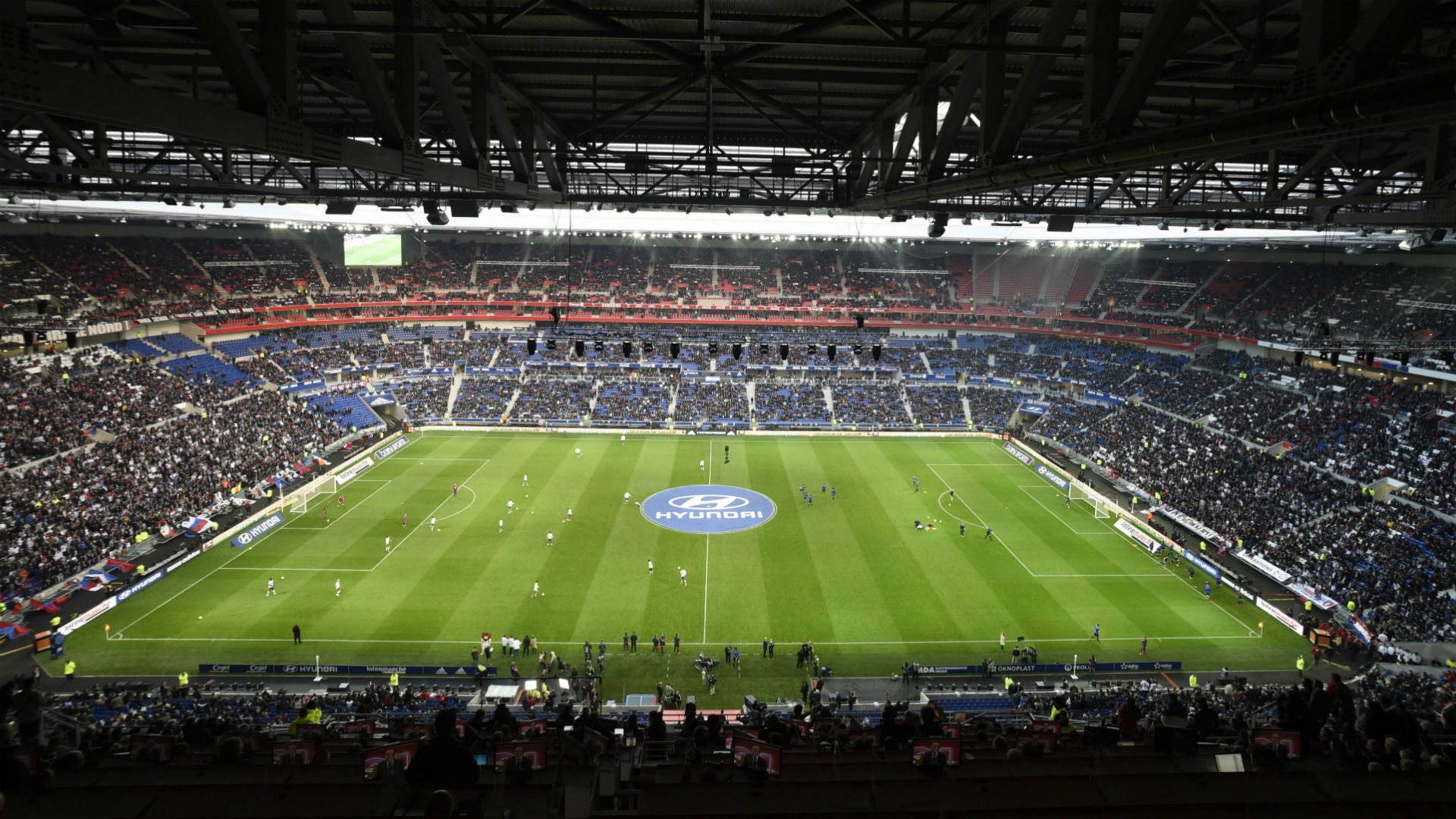 Lyon Grand Stade